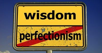 Blockers to Finishing #5: Perfectionism