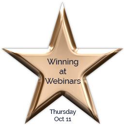 Winning at Webinars